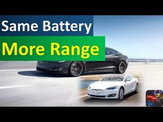 How did TESLA improve EV Range without UPGRADING the BATTERY? Powertrain Components and Range - YouTube