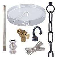 Plating kits electroplating kits aluminum anodizing kits gas we are the lamp parts superstore for vintage and reproduction lamps and chandelier replacement parts including glass crystals brass shades and more solutioingenieria Gallery
