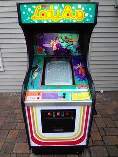 Universal Ladybug Project - KLOV/VAPS Coin-op Videogame, Pinball, Slot Machine…