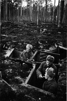 The eye of war V - Dmitri Baltermants