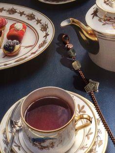 A cup of tea. #bracciali #bijoux #pietredure