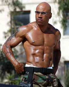 LL Cool J in SWAT.