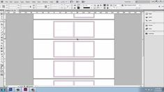 Adobe InDesign CS6 - Interior Design Portfolio - Part 1 - UI and New Doc...