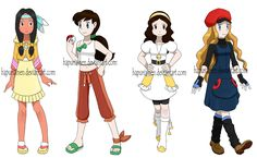 Disney Princesses Branch Out And Become Pokémon Trainers