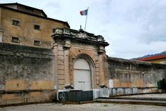 Toulon Prison – where Jean Valjean was held