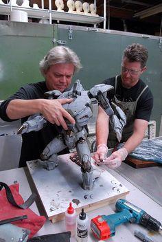 Spectral Motion 環太平洋 電影相關道具製作 | 玩具人Toy People News