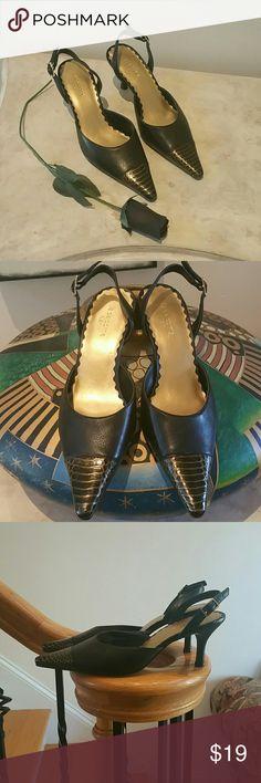 fbabbdb6b6ad Bandolino Cork Sandals - Think Spring Break