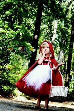 Little girl Halloween costume!