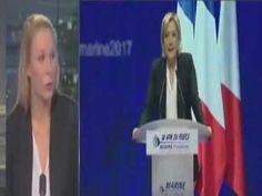 Marion Maréchal Le Pen    Nantes a été mise à sac par des milices d extr... Marion Marechal, Content, Videos, Youtube, Nantes, Bag, Youtubers