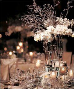 Winter Wonderlands - Wedding Inspirations