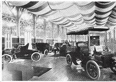 Automobile Exibition Area for the 1904 St. Louis Exposition