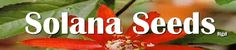 Solana Seeds is a small seed company from Quebec, Canada, offering a variety of vegetable, flower and exotic plant seeds.     We have many heirlooms, unusual and rare items available, including more than 200 tomato varieties.