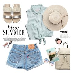 """""""Take me away"""" by purpleagony on Polyvore featuring Abercrombie & Fitch, Levi's and Sunday Somewhere"""
