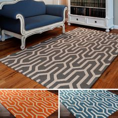 3x5 - 4x6 Rugs: Decorate your room with the perfect small rug. Free Shipping on orders over $45!