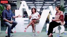 Marcela Crespo expone en el debate del diario La Verdad las propuestas d...