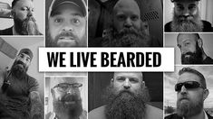 Live Bearded Brotherhood is made up of the best beards and the best men from all across the country. A beard is not a trend, it's a lifestyle! Join us!