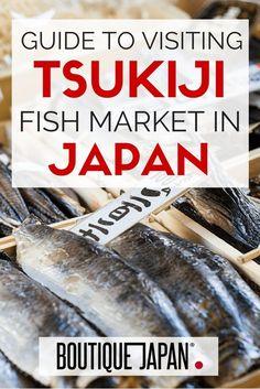 Tokyo's Tsukiji Fish Market.