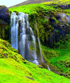 Iceland by Color