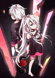 ia, vocaloid, and anime Vocaloid Ia, I Love Anime, Me Me Me Anime, Anime Manga, Anime Art, Satsuriku No Tenshi, Anime Couples, Kawaii Anime, Chibi