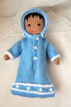 knitted dolls Free pattern 1 Knit and Pieces Knitting Dolls Free Patterns, Knitted Dolls Free, Knitting Dolls Clothes, Christmas Knitting Patterns, Doll Clothes Patterns, Crochet Patterns, Knitting Toys, Knitted Baby, Knitting For Charity
