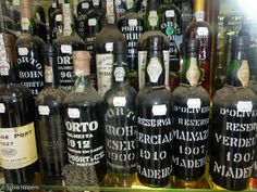 Port Wine, Portugal. I want to drink to there.
