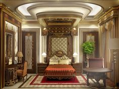 Feel The Grandeur Of 20 Classic Bedroom Designs  Bedrooms Bed Amazing Classic Bedroom Designs Inspiration