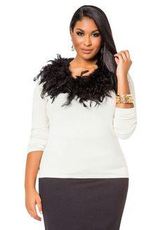http://www.ashleystewart.com/feather-collar-pullover-sweater/402008695255.html