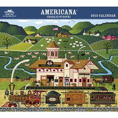 2016 Literary Calligraphy Calendar Featuring Americana: Susan Loy ...