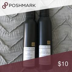 Kristin Ess Texturizing Spray and Dry Shampoo These retail for $14 each. I purchased and tried each product 2x but neither work for my hair type. My loss is your gain! Reviews for both of these are near perfect so this is a steal! Sephora Makeup