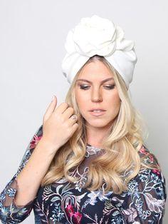 762015a2 Items similar to Turban, turbans foe women, white turban, full turban hat,  turban head wrap, chemo cap, womens turban, vintage style, boho turban on  Etsy