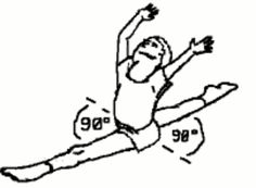 Leg Stretches that Increase Flexibility for Dancers and Gymnasts