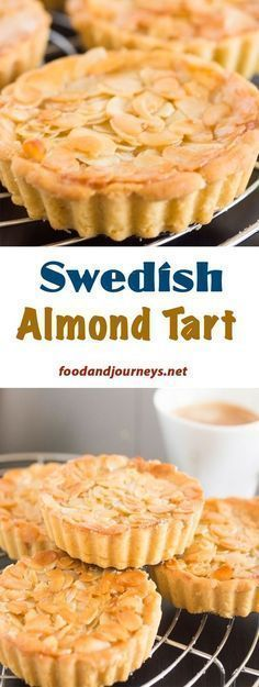 Great with coffee or tea for snack (or breakfast)! This tart is undeniably made … Great with coffee or tea for snack (or breakfast)! This tart is undeniably made of almonds; you get the creaminess, sweetness and crunch of almonds in every bite! Tart Recipes, Almond Recipes, Baking Recipes, Almond Tart Recipe, Baking Desserts, Keto Desserts, Fruit Recipes, Almond Butter, Sweet Recipes