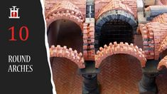 Along with the vaults, arches are the elements that repeat the most in the construction of the basement, and together with them, they form a sort of self-supporting grid acting as a cover for the rooms below. In this video you can see the three types of round arches present in the cellar, the same in size but different in materials... Round Arch, Construction Materials, Cellar, Arches, Repeat, Grid, Basement, Acting, Rooms