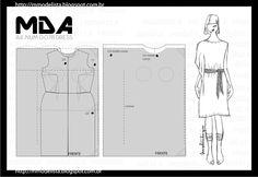 ModelistA: A4 NUM 0078 DRESS
