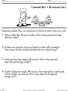 10 best weight worksheets images in 2014 worksheets teaching math education. Black Bedroom Furniture Sets. Home Design Ideas