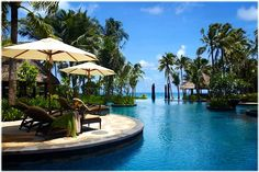Shangri La's Boracay Resort Spa 6 Philippines Sunsets Meet Exquisite Design Details In Luxury Resort pinned by Paradise Boracay Resorts, Beach Resorts, Hotels And Resorts, Luxury Resorts, Inclusive Resorts, Luxury Spa, Vacation Trips, Dream Vacations, Vacation Spots