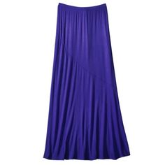 Mossimo® Women's Knit Maxi Skirt - Assorted Colors. Love target!