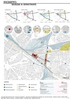 Masterplan Architecture, Architecture Panel, Landscape Architecture Design, Architecture Graphics, Urban Design Diagram, Urban Design Plan, Urban Analysis, Site Analysis, Urban Mapping