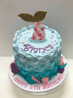 Image result for Mermaid cakes