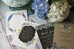 Planning a bridal shower? Order free samples to find your perfect invitation.