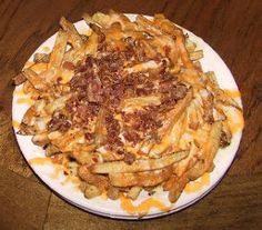 Ruby Tuesday Restaurant Copycat Recipes: Bacon Cheese Fries