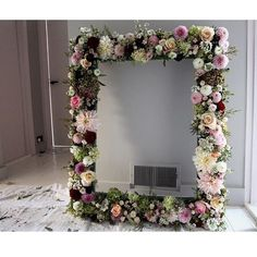 """330 Likes, 11 Comments - Frames For Florists (@framesforflorists) on Instagram: """"Gorgeousness created by lovely Gee @bloomandburn using our bespoke sized photo frame…"""""""