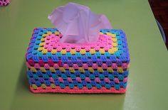 tampa da caixa de tecido de nylon ofício