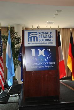 """""""How can digital diplomacy be used to better communities, to better reach out to those who have not been reached out to before, or to those who maybe haven't had as strong a voice as they would like?"""" Ambassador Dobriansky at the Diplomatic Courier's Digital Diplomacy Forum.  #DiplomacySM #SocialMedia"""
