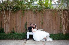 BROOKLYN ARTS CENTER WEDDING in Wilmington, North Carolina | ashley + keith | @Brooklyn Arts Center + @Bridal and Formal http://www.paigeoverturfblog.com/2014/02/08/brooklyn-arts-center-wedding-ashley-keith/