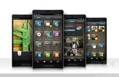 Open Field Notes: Feel UX: frog とSharp のコラボによる、次世代スマートフォン