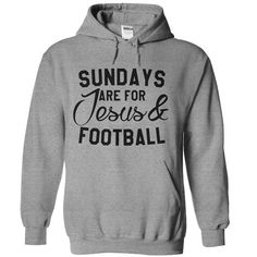 Sundays Are For Jesus And Football Tshirt, Football Shirt, Christian Tshirt, Womens Shirt, Mens Shirt, Hoodie, Jesus Shirt, C23   Welcome to Lucky Monkey Tees  Thank You for stopping by our Etsy Shop! We have hundreds of shirts to choose from. Make sure you visit our store for more awesome T-Shirts and Hoodies. If you have any questions please feel free to contact us. .........................................................................................................  Printing Process…