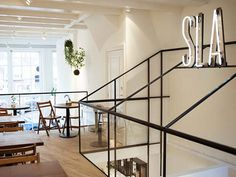 SLA Amsterdam: second location at the Westerstraat!