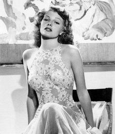 Rita Hayworth -- classic beauty