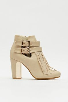 Womens Ladies Beige High Block Heel Shoes Ankle Boots Size UK 4,5,6,7,8 New  Click On Link To Visit My Ebay Shop http://stores.ebay.co.uk/all-about-feet  Useful Info:  - Standard Size - Standard Fit - By Mannika - Beige In Colour - Heel Height: 3.5 Inches - Inner Side Zip Fastening - Fringe Tassel Detail To Front - Cut Out Side - Adjustable Buckle Strap - Synthetic Leather/Faux Suede Upper #boots #ankleboots #beige #beigeboots #shoes #highheel #highheels #blockheel #tassel #buckle #fashion…